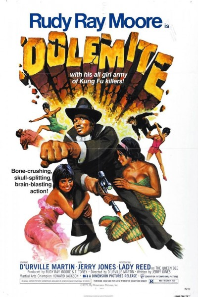 Caratula, cartel, poster o portada de Dolemite