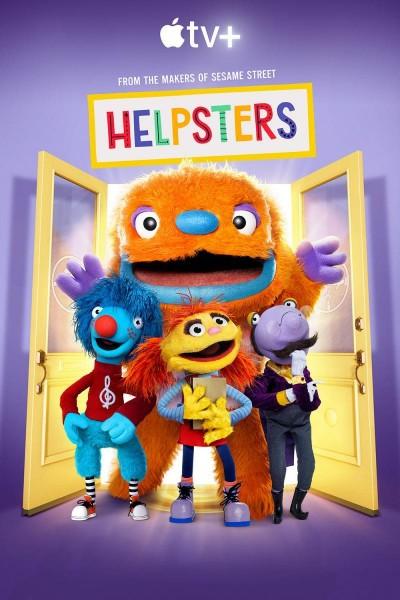 Caratula, cartel, poster o portada de Helpsters