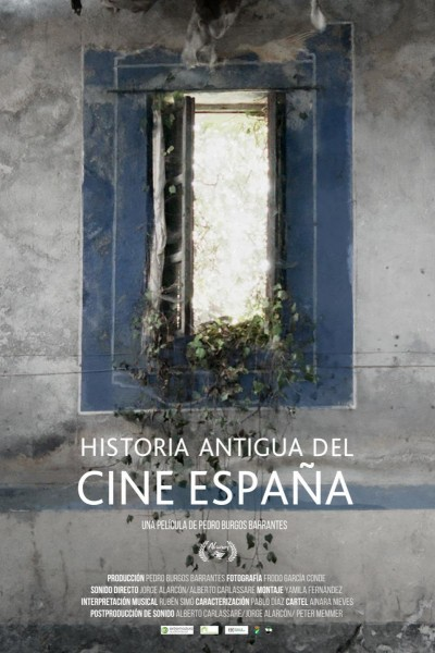 Caratula, cartel, poster o portada de Historia Antigua del Cine España