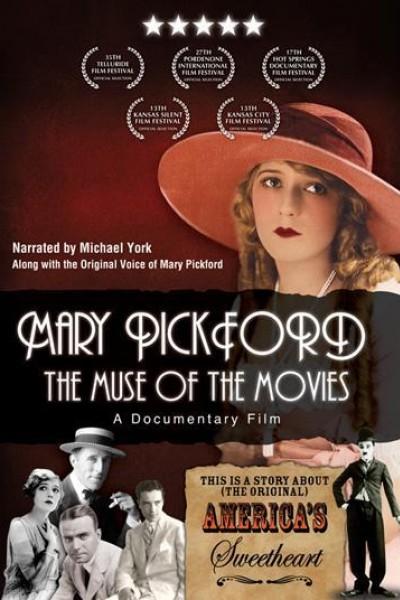 Caratula, cartel, poster o portada de Mary Pickford: The Muse of the Movies