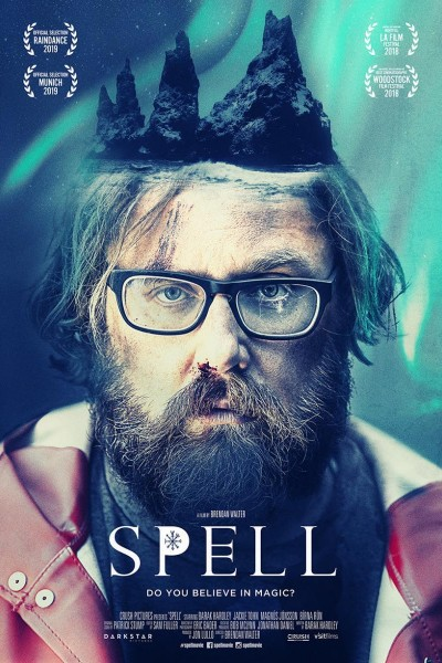 Caratula, cartel, poster o portada de Spell