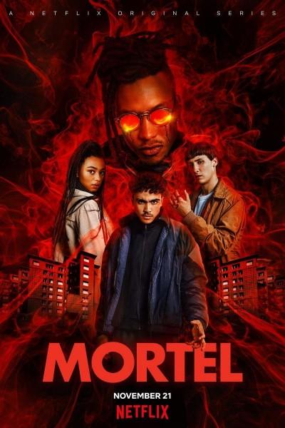Caratula, cartel, poster o portada de Mortal