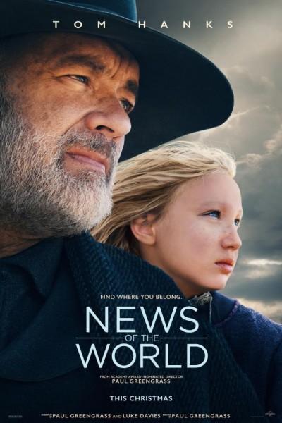 Caratula, cartel, poster o portada de Noticias del gran mundo