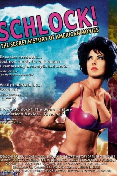 Caratula, cartel, poster o portada de Schlock! The Secret History of American Movies