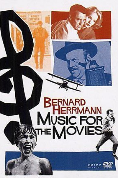 Caratula, cartel, poster o portada de Music for the Movies: Bernard Herrmann