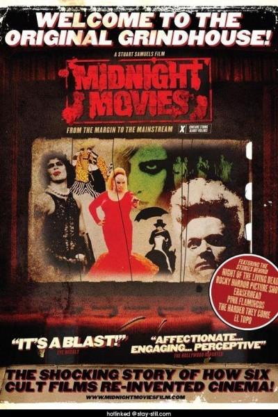 Caratula, cartel, poster o portada de Midnight Movies: From the Margin to the Mainstream