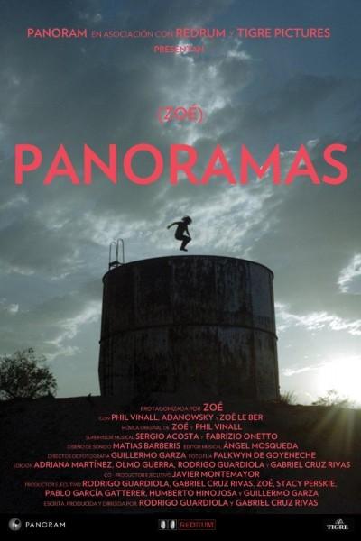 Caratula, cartel, poster o portada de Zoé - Panoramas