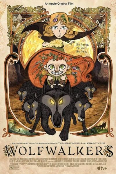 Caratula, cartel, poster o portada de Wolfwalkers