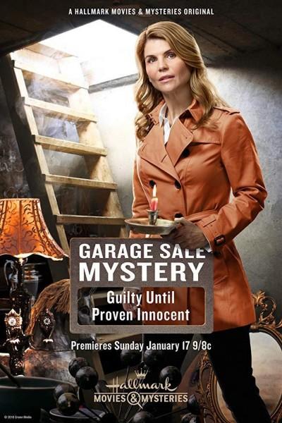 Caratula, cartel, poster o portada de Garage Sale Mystery: Guilty Until Proven Innocent