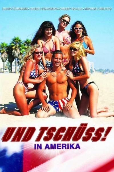 Caratula, cartel, poster o portada de Und tschüss! In Amerika