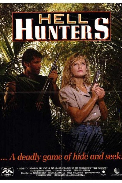 Caratula, cartel, poster o portada de Hell Hunters