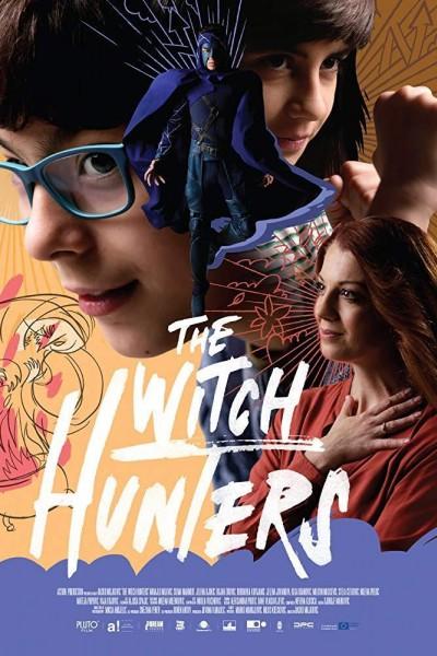 Caratula, cartel, poster o portada de The Witch Hunters