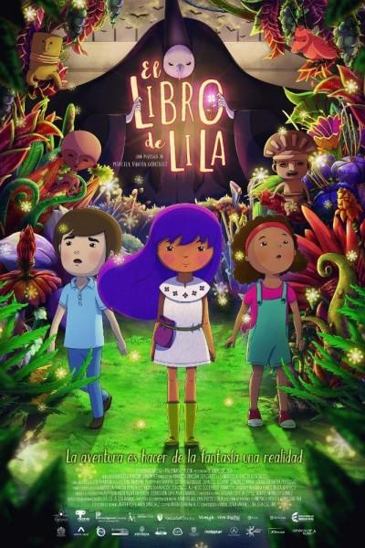 Caratula, cartel, poster o portada de El libro de Lila