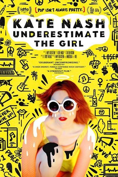Caratula, cartel, poster o portada de Kate Nash: Underestimate the Girl