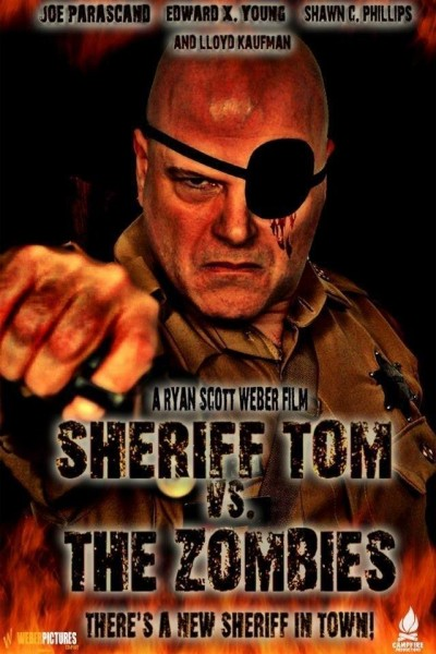 Caratula, cartel, poster o portada de Sheriff Tom Vs. The Zombies