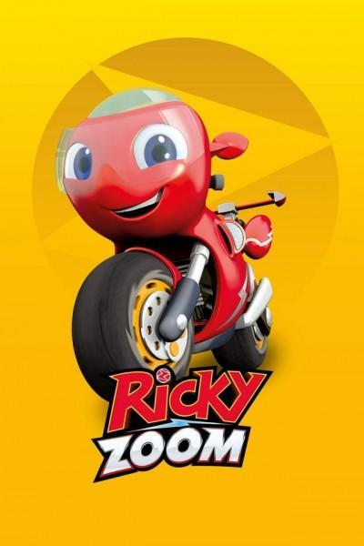 Caratula, cartel, poster o portada de Ricky Zoom