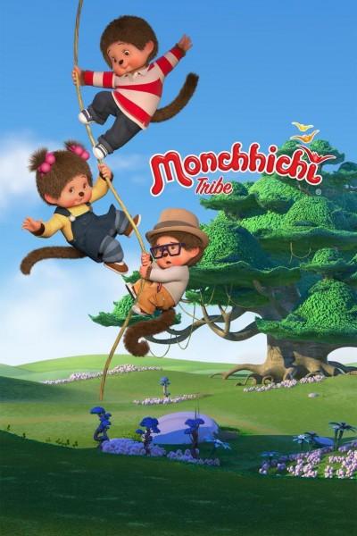 Caratula, cartel, poster o portada de La tribu Monchhichi