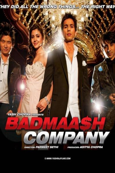 Caratula, cartel, poster o portada de Badmaash Company
