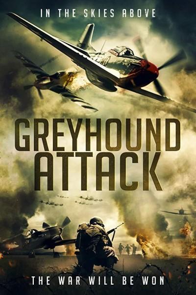 Caratula, cartel, poster o portada de Greyhound Attack