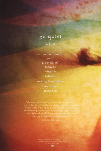 Caratula, cartel, poster o portada de Go Quiet