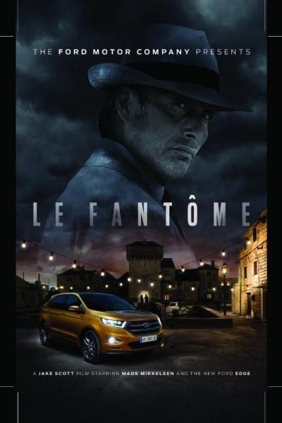 Caratula, cartel, poster o portada de Le Fantôme