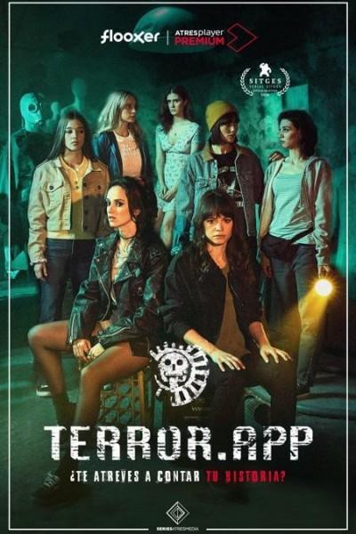 Caratula, cartel, poster o portada de Terror.app