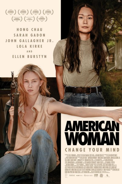 Caratula, cartel, poster o portada de American Woman