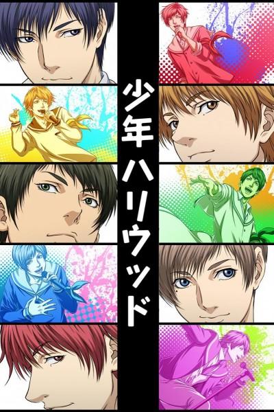 Caratula, cartel, poster o portada de Shōnen Hollywood: Holly Stage for 50