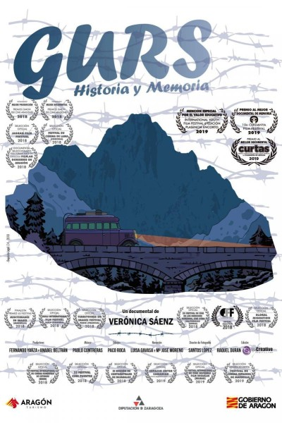 Caratula, cartel, poster o portada de Gurs: Historia y Memoria