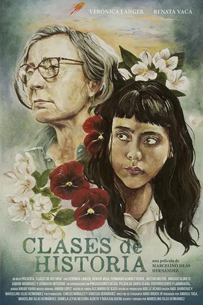Caratula, cartel, poster o portada de Clases de historia