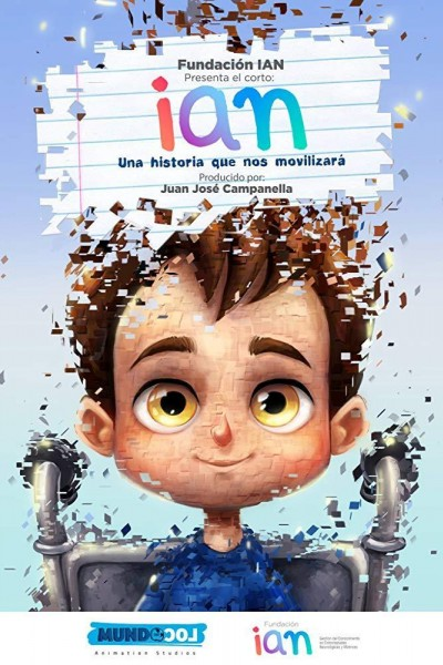 Caratula, cartel, poster o portada de Ian, una historia que nos movilizará