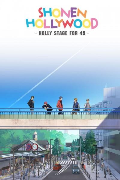 Caratula, cartel, poster o portada de Shōnen Hollywood - Holly Stage for 49