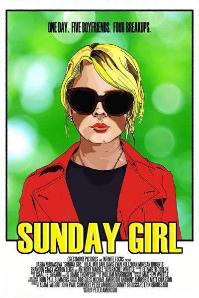 Caratula, cartel, poster o portada de Sunday Girl
