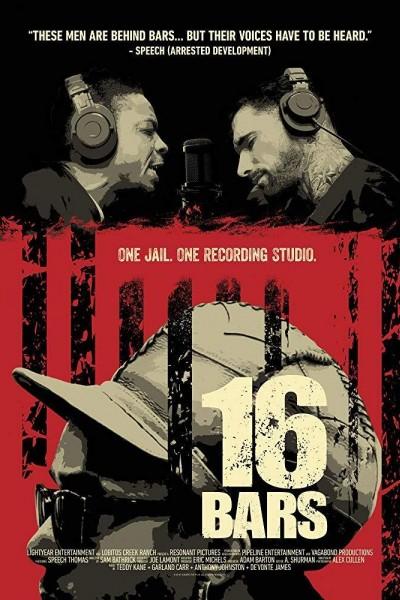 Caratula, cartel, poster o portada de 16 Bars