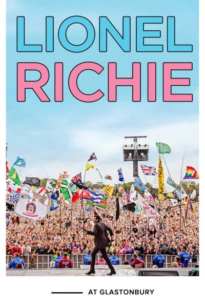 Caratula, cartel, poster o portada de Lionel Richie at Glastonbury