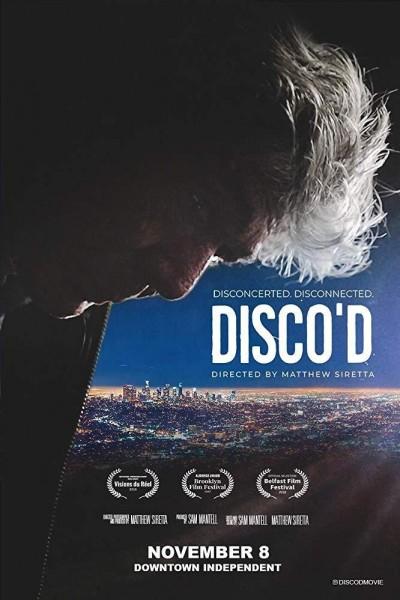 Caratula, cartel, poster o portada de Disco\'d