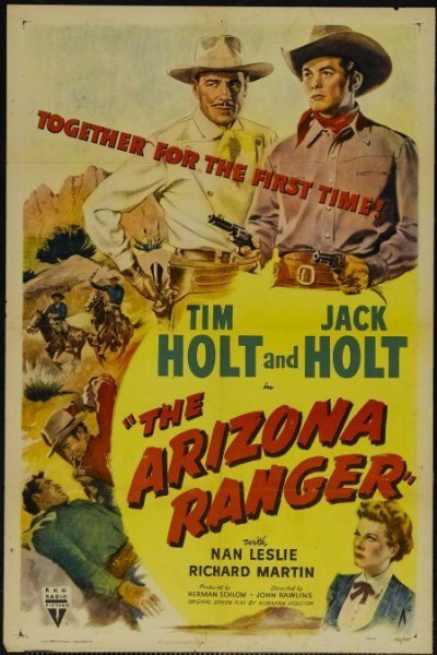 Caratula, cartel, poster o portada de The Arizona Ranger