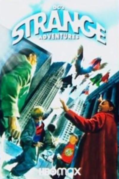 Caratula, cartel, poster o portada de Strange Adventures
