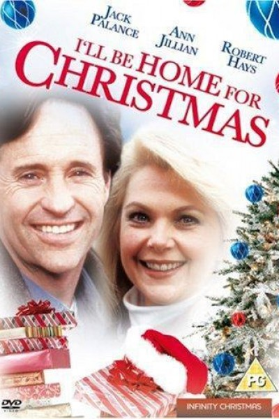 Caratula, cartel, poster o portada de Estaré en casa por Navidad