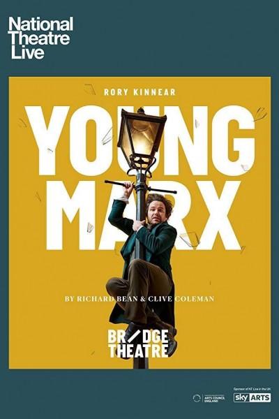 Caratula, cartel, poster o portada de National Theatre Live: Young Marx
