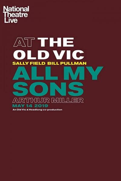 Caratula, cartel, poster o portada de National Theatre Live: All My Sons