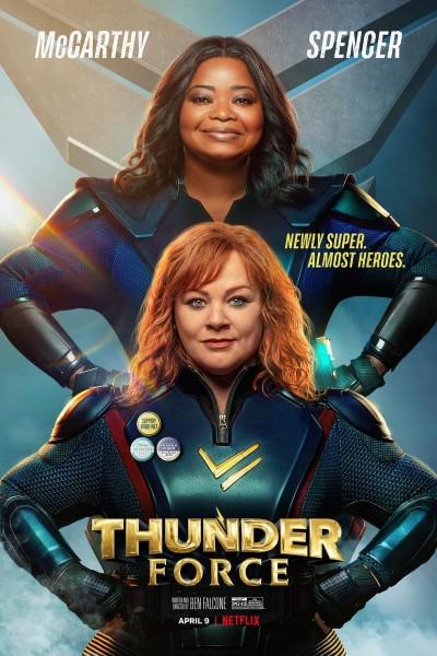 Caratula, cartel, poster o portada de Thunder Force