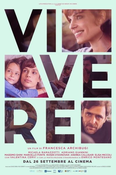 Caratula, cartel, poster o portada de Vivere
