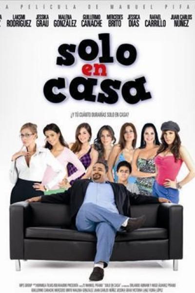 Caratula, cartel, poster o portada de Solo en casa