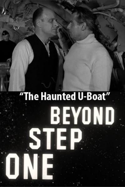 Caratula, cartel, poster o portada de Un paso al más allá: El submarino fantasma