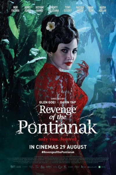 Caratula, cartel, poster o portada de Revenge of the Pontianak
