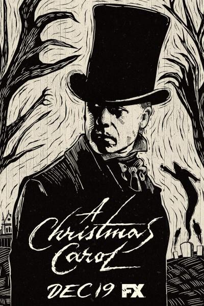 Caratula, cartel, poster o portada de A Christmas Carol