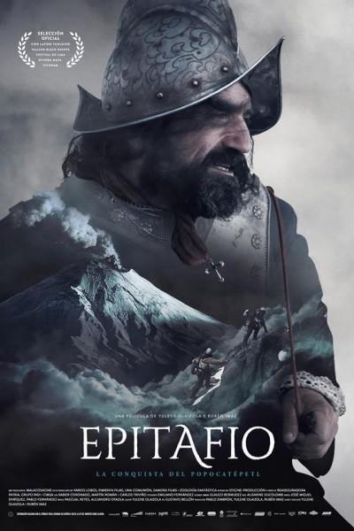 Caratula, cartel, poster o portada de Epitafio