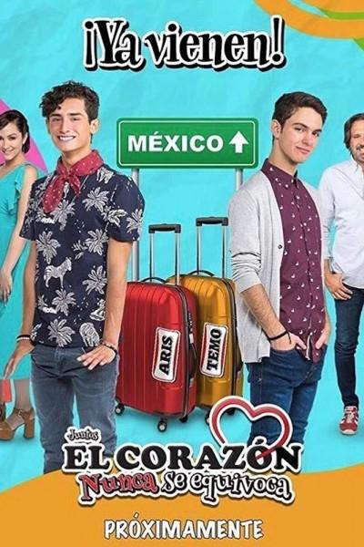 Caratula, cartel, poster o portada de Juntos, el corazón nunca se equivoca
