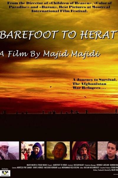 Caratula, cartel, poster o portada de Barefoot to Herat